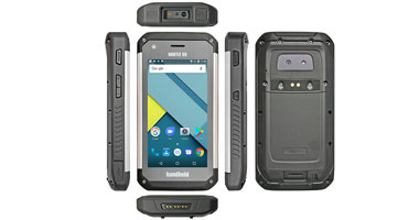 Handheld Nautiz X9 Rugged Mobile Handheld Computer has come