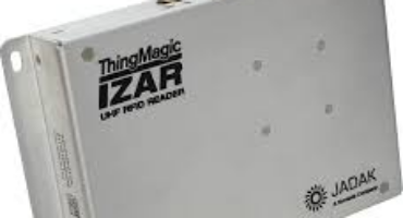 ThingMagic IZAR 4-port UHF RFID reader replaces the ThingMagic Mercury6 RFID Reader