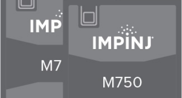 Industry 4.0 Revolution is now here with the Impinj RFID M730 & M750 tag IC chips