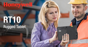 Announcing the all new Android or Windows Tablets for Folk Truck lifts with the Honeywell RT10 Rugged Enterprise Tablet Solutions for faster operations and logistics and supply chain as part of the ever growing market home deliveries