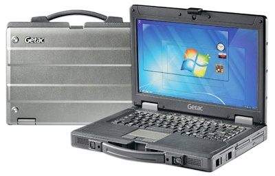 Getac S400 Rugged Mobile Computer