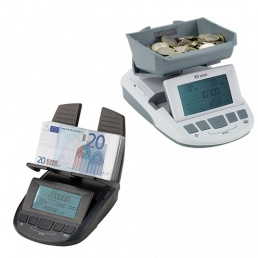 ratiotec RS series Money Counters