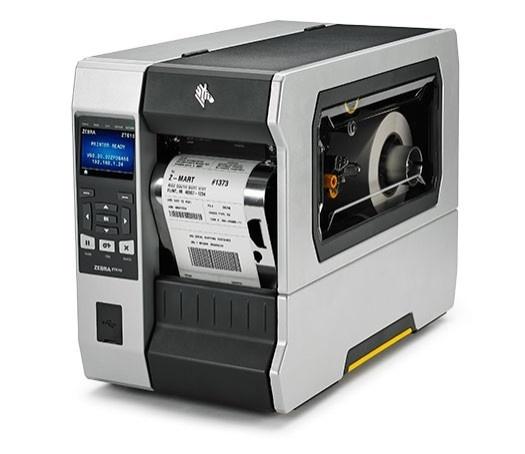 Zebra ZT600 Barcode Industrial Label Printers