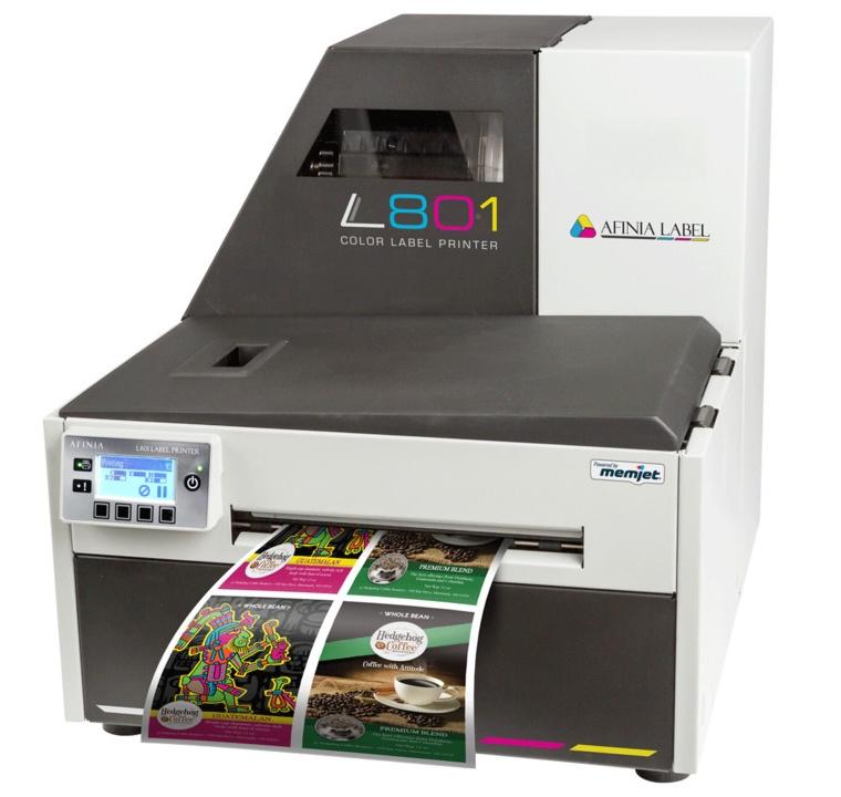 Afinia Label L801 Colour Label Printer