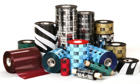 Zebra 5319 Wax Ribbons for Zebra Industrial Printers