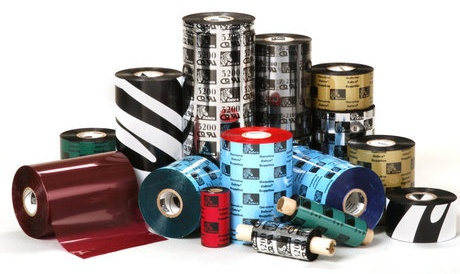 Zebra 5095 Resin Ribbons for Eltron Desktop Printers