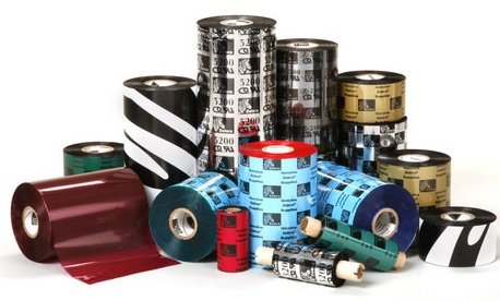 Zebra 3400 Wax/Resin Ribbons for Zebra Industrial Printers