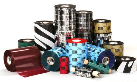 Zebra 5095 Resin Ribbons for Zebra Industrial Printers