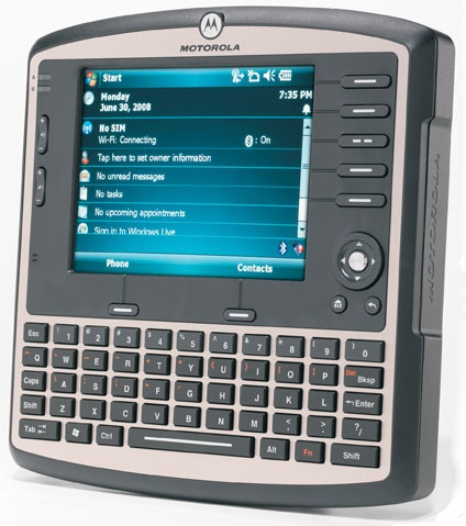 Motorola VC6096  Windows Mobile 6.1 Vehicle Fixed-Mounted Terminals