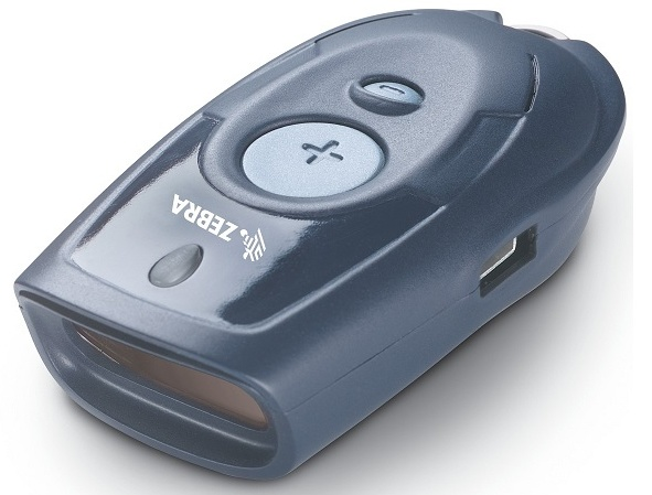 Zebra CS1504 Cordless Pocket 1D Barcode Scanner