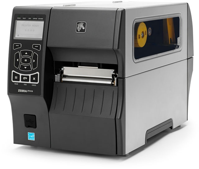 Zebra ZT400 Series - ZT410 and ZT420 Thermal Transfer Printers