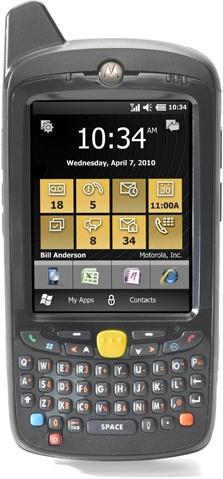 Zebra MC65 Windows Mobile 6.5 Mobile Computer