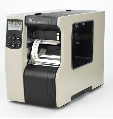 Zebra R110Xi High Frequency RFID Barcode Printer and Encoder