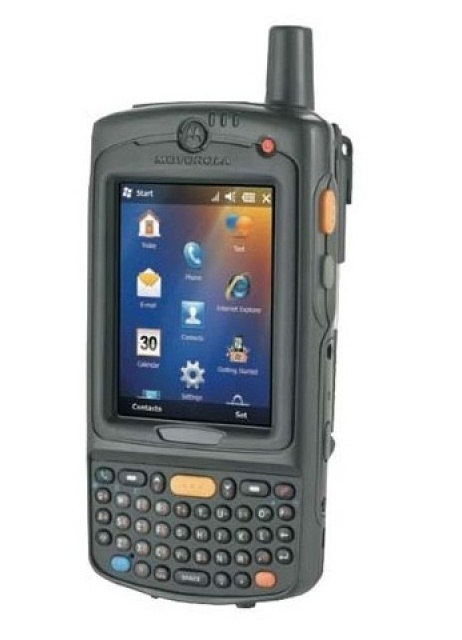 Zebra MC75A Rugged Windows Mobile 6.5 Mobile Computer