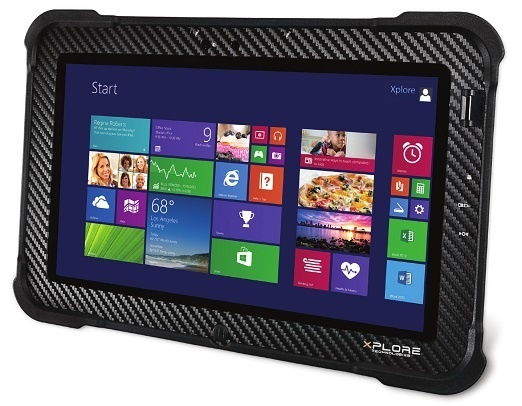 Xplore XSLATE B10 Windows Mobile Computer Tablet