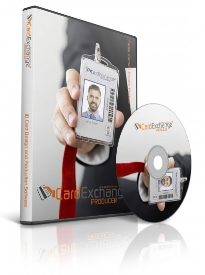 CardExchange 9 ID Card Software