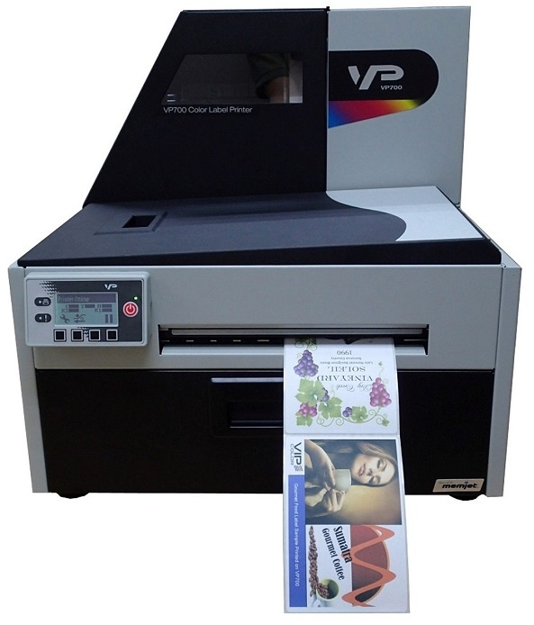 VIP VP750 Colour Label Printer