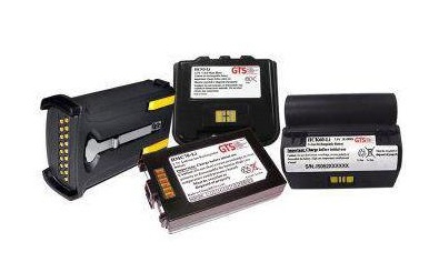 GTS Spare Batteries for Mobile Computers and Cordless Scanners