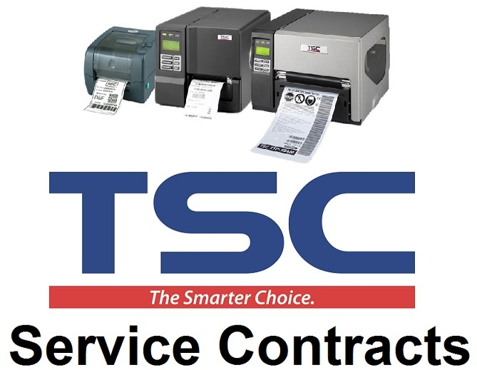 TSC Printer Service Contracts
