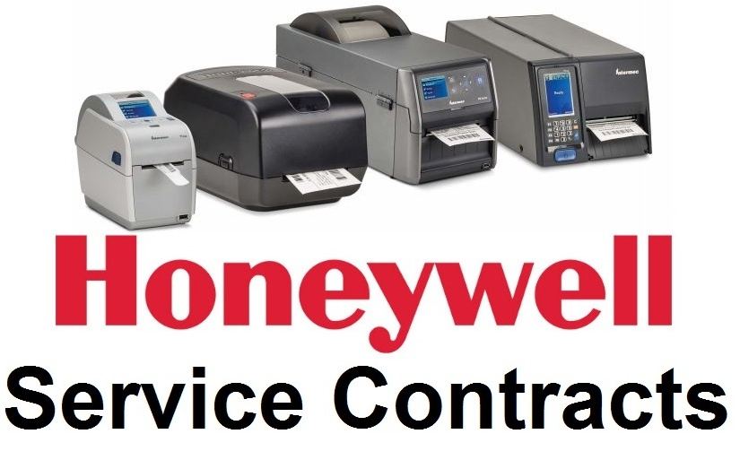 Honeywell Repair Service Contracts for Printers