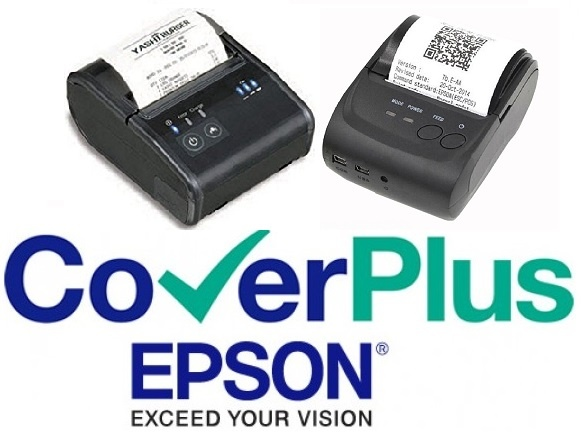 Epson CoverPlus Service Contract for Mobile Printers