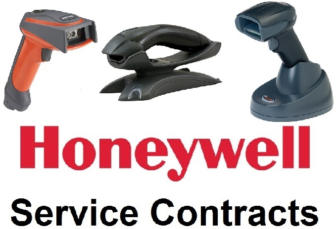 Honeywell Repair Service Contracts for Scanners