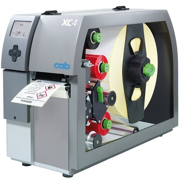 cab XC4 and XC6 Industrial Colour Label Printer