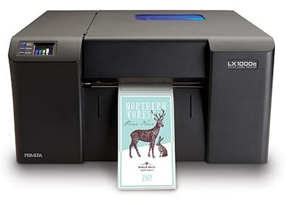 Primera LX1000e Ink-Jet Colour Label Printer
