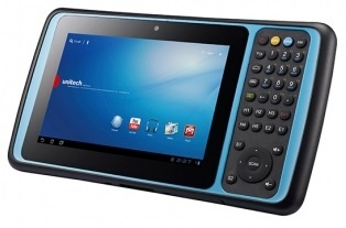 "Unitech TB128 7.0"" Tablet UHF RFID Mobile Computer"
