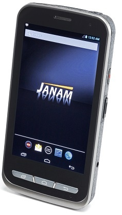Janam XT100 Touch Android Mobile Computer
