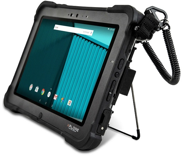 Xplore XSLATE D10 Android Mobile Computer Tablet