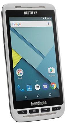 Handheld NAUTIZ X2 Rugged Android NFC RFID Mobile Computer