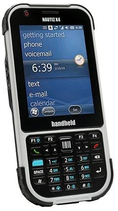 Handheld NAUTIZ eTICKET PRO ii Ultra-Rugged Windows or Android Mobile Computer