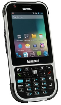 Handheld NAUTIZ X4 Ultra-Rugged Android or Windows Mobile Computer