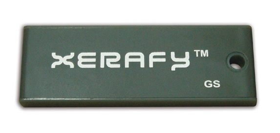 Xerafy Global Trak I UHF RFID Tag