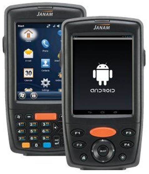 Janam XM70 Android and Microsoft Windows Mobile Computer