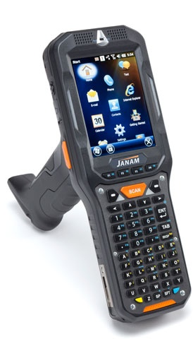 Janam XG3 Android or Windows Mobile Computer
