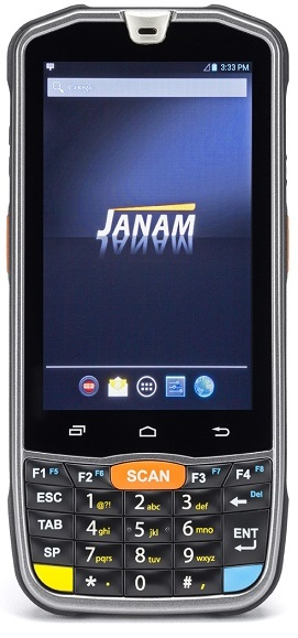 Janam XM75 Android Mobile Computer