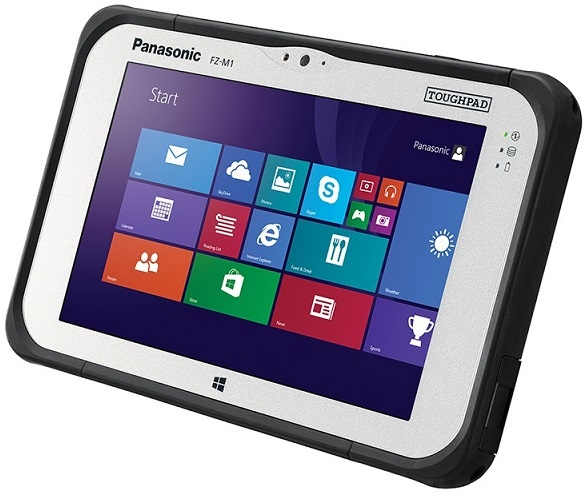 Panasonic Toughpad FZ-M1 Windows 10 Pro Tablet Mobile Computer