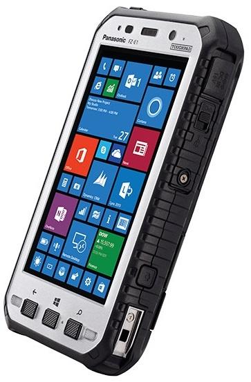 Panasonic Toughpad FZ-E1 ATEX Zone2 Windows Tablet Mobile Computer