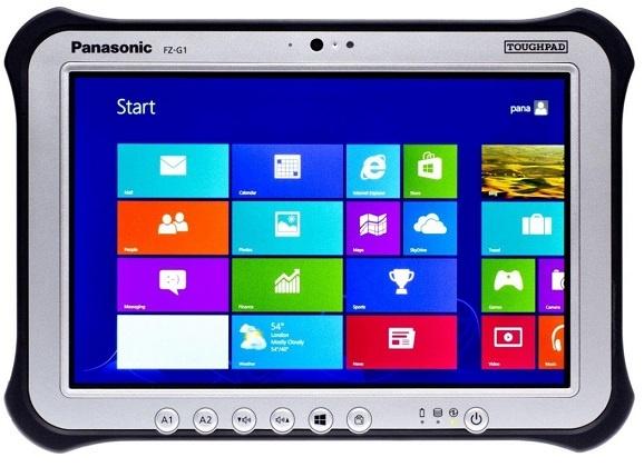 Panasonic Toughpad FZ-G1 Windows 10 Pro Tablet Mobile Computer
