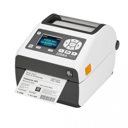 "Zebra ZD620-HC HealthCare Thermal Transfer 4.0"" Wide Barcode Label Printer"