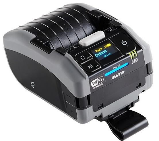 SATO PW2NX 2-inch Mobile Label Printer