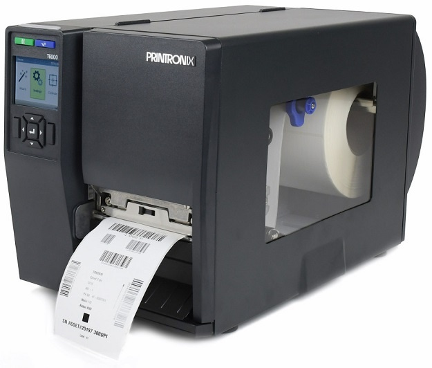 Printronix T6000 Printer | Barcode Industrial Label Printers