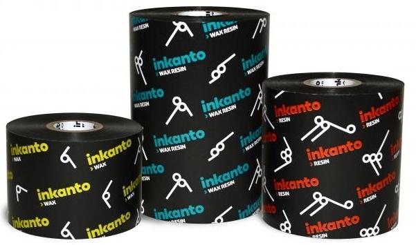 "Armor inkanto AXR 1 Resin Ribbons for Generic Desktop Printers Outside Wound 0.5"" Core"