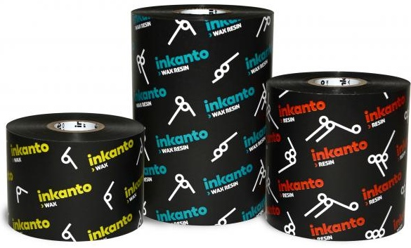 """Armor inkanto AXR8 Super Resin Thermal Transfer Ribbons for Industrial Printers Generic Inside Wound 1.0"""" Core"""