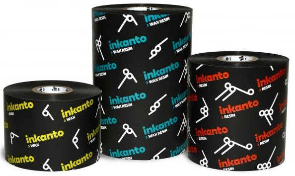 """Armor inkanto AXR1 Resin Thermal Transfer Ribbons for Industrial Printers Generic Inside Wound 1.0"""" Core"""