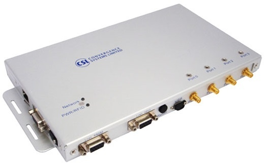 Convergence CLS CS469 4-Port UHF RFID Reader - Operating Frequency