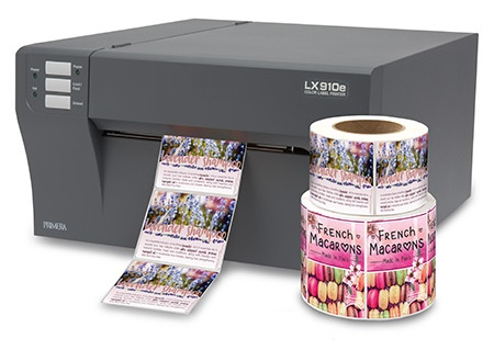 Primera LX910e Colour Label and Tag inkjet Printer