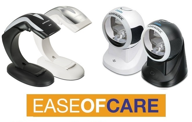 Datalogic Service Contracts Ease of Care Service Program for Barcode Scanners
